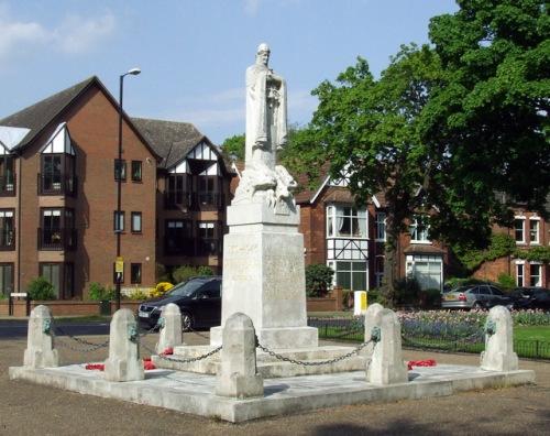 Oorlogsmonument Bedford