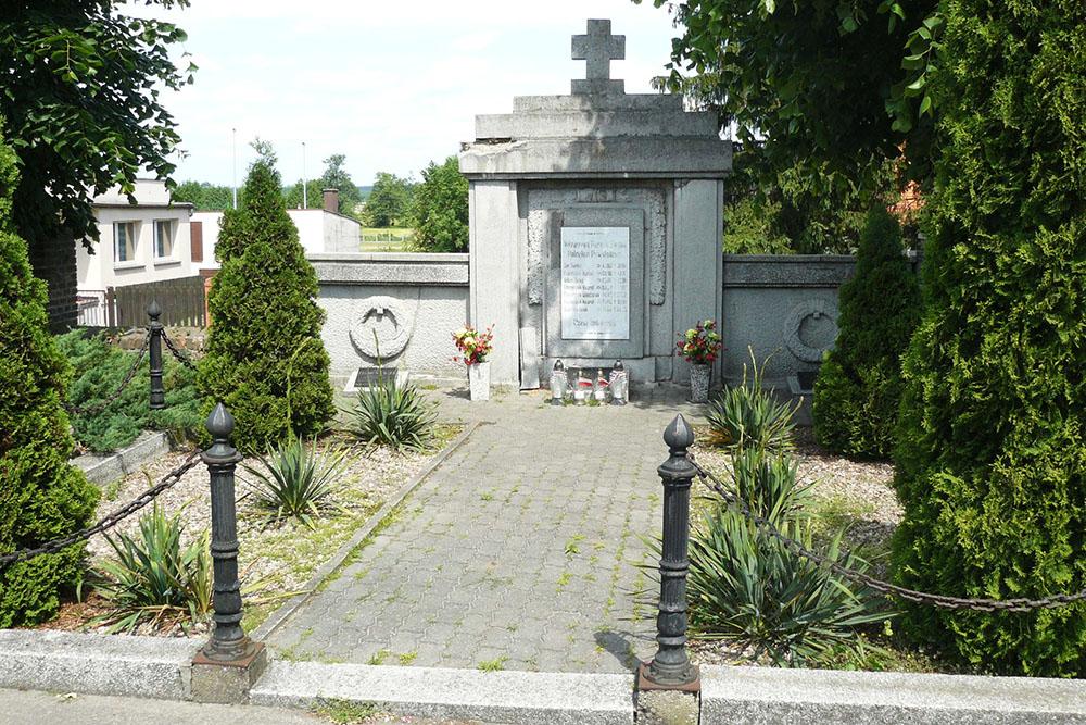 Monument Wielkopolska Opstand Rosko