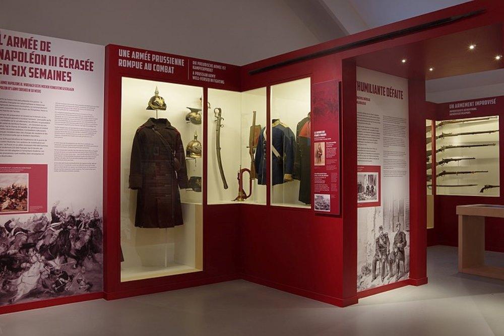 Museum Frans-Duitse Oorlog Loigny-la-Bataille