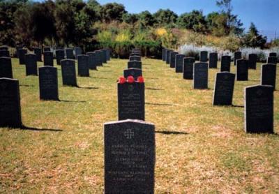 German War Cemetery Dely Ibrahim