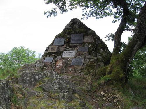 Bavarische Jäger Monument