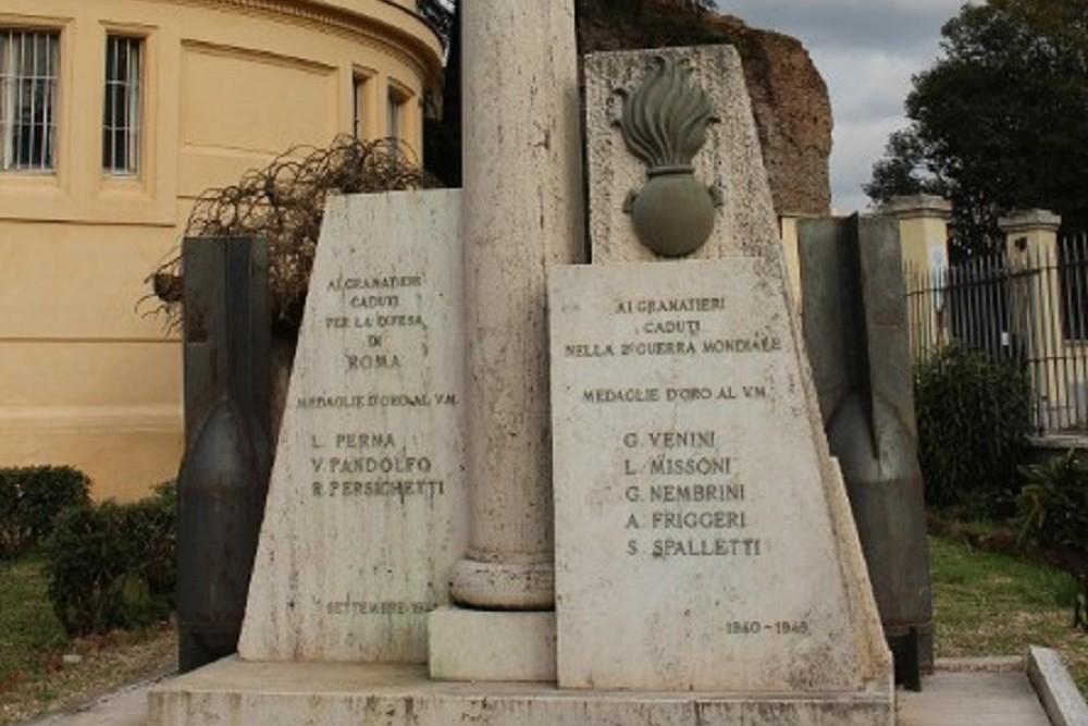 Monument Granatieri Di Sardegna
