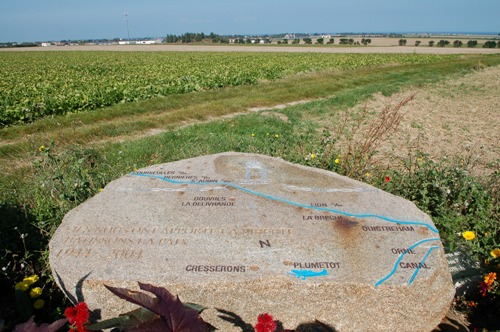 Monument Cresserons