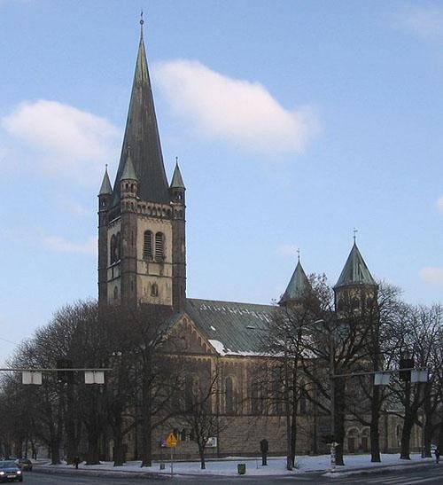 Festung Breslau - St. Karol Boromeusz Kerk