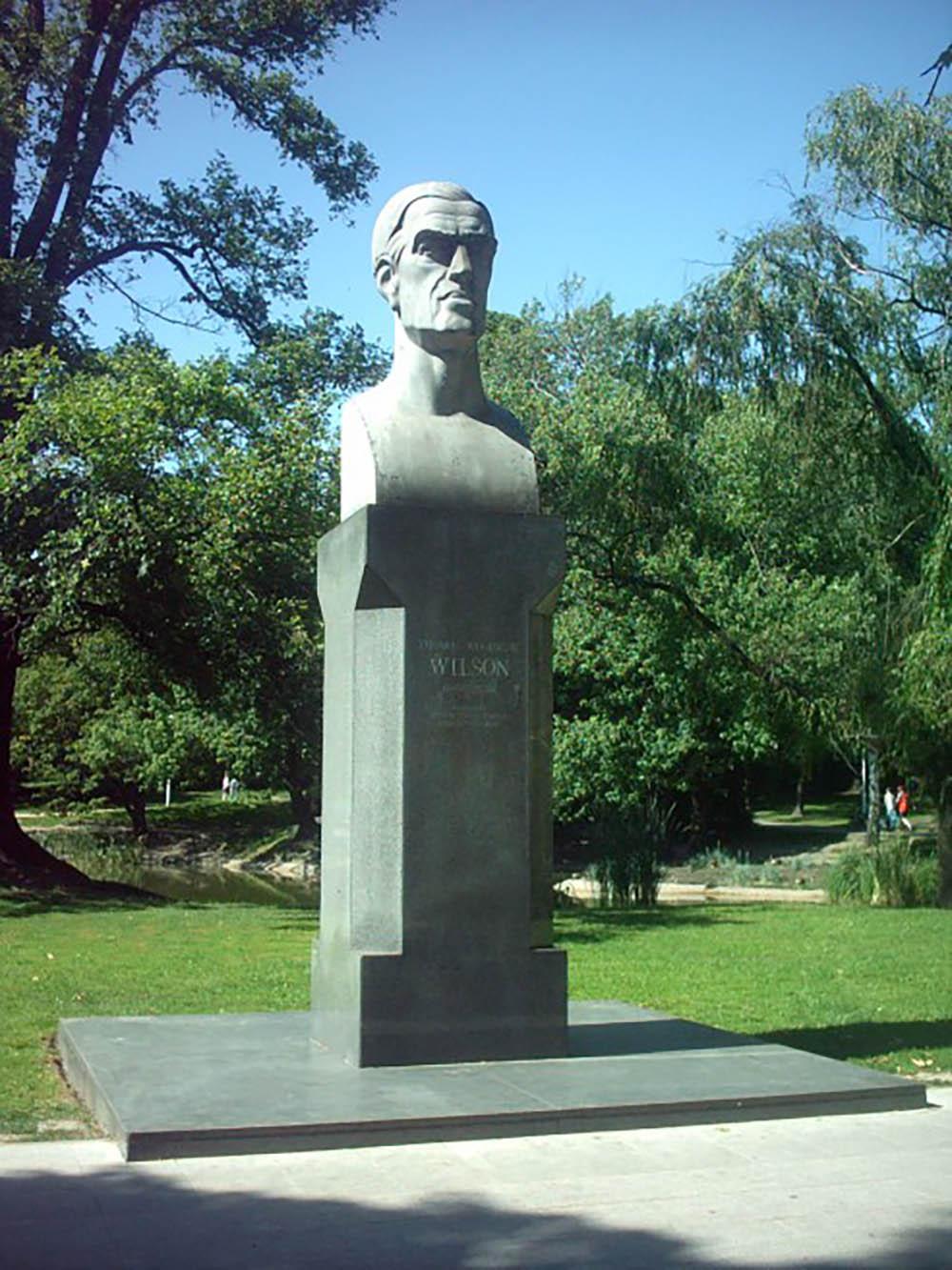 Woodrow Wilson Memorial Poznań