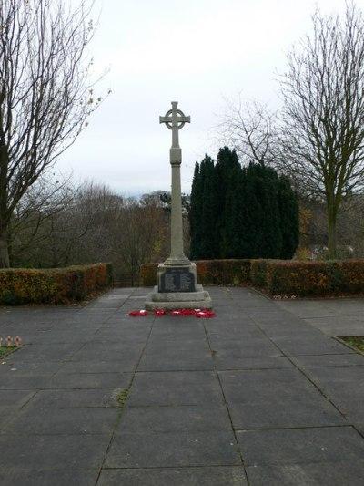 War Memorial Brymbo