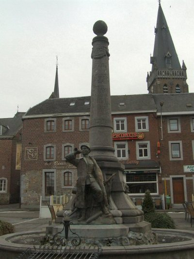 War Memorial Aubel