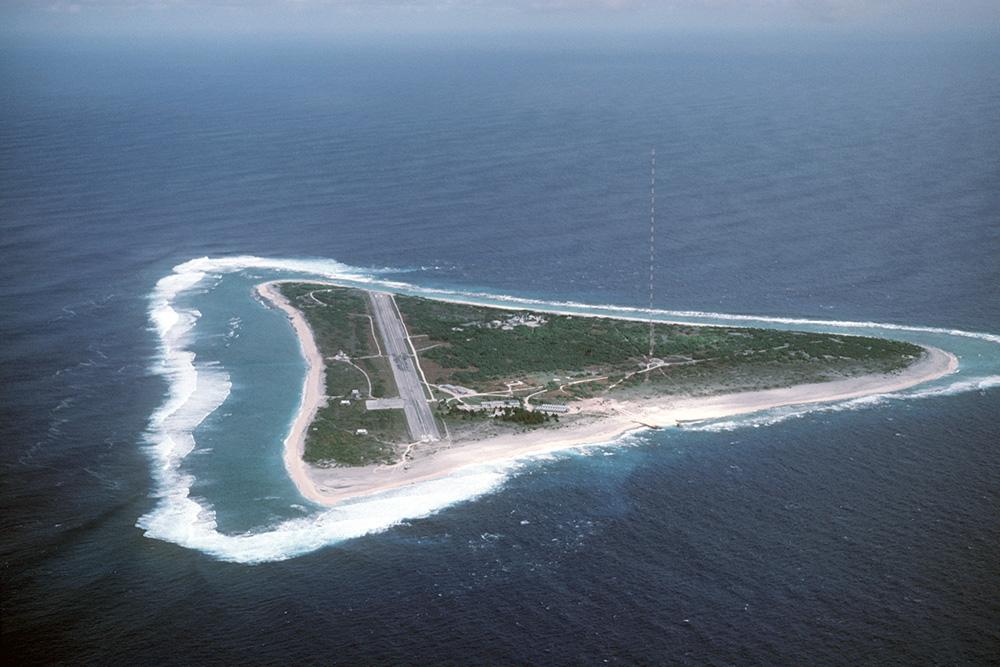 Vliegveld Marcus Island