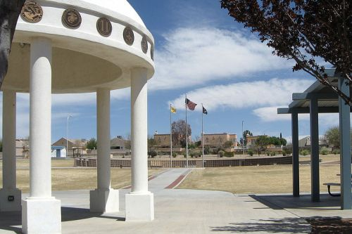 Monument Veteranen Las Cruces