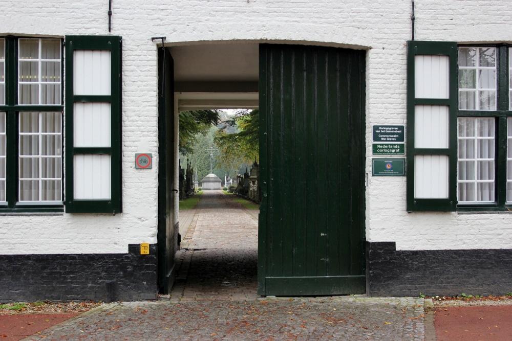 Centrale Begraafplaats Brugge