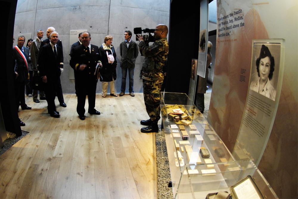 Normandy American Cemetery & Memorial Visitors Centre