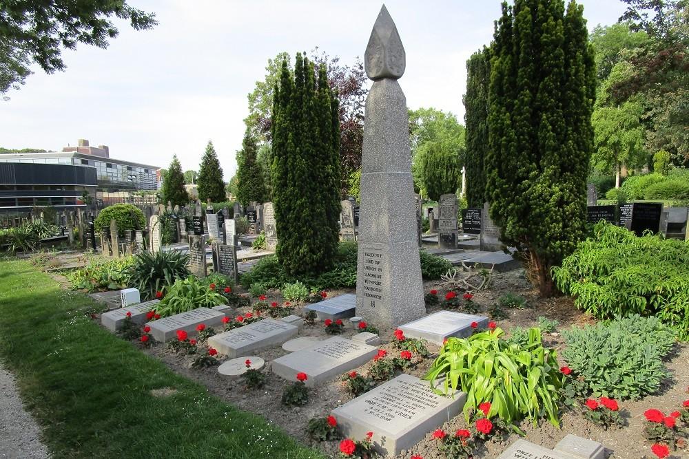 Neuengamme Memorial General Cemetery Harlingen