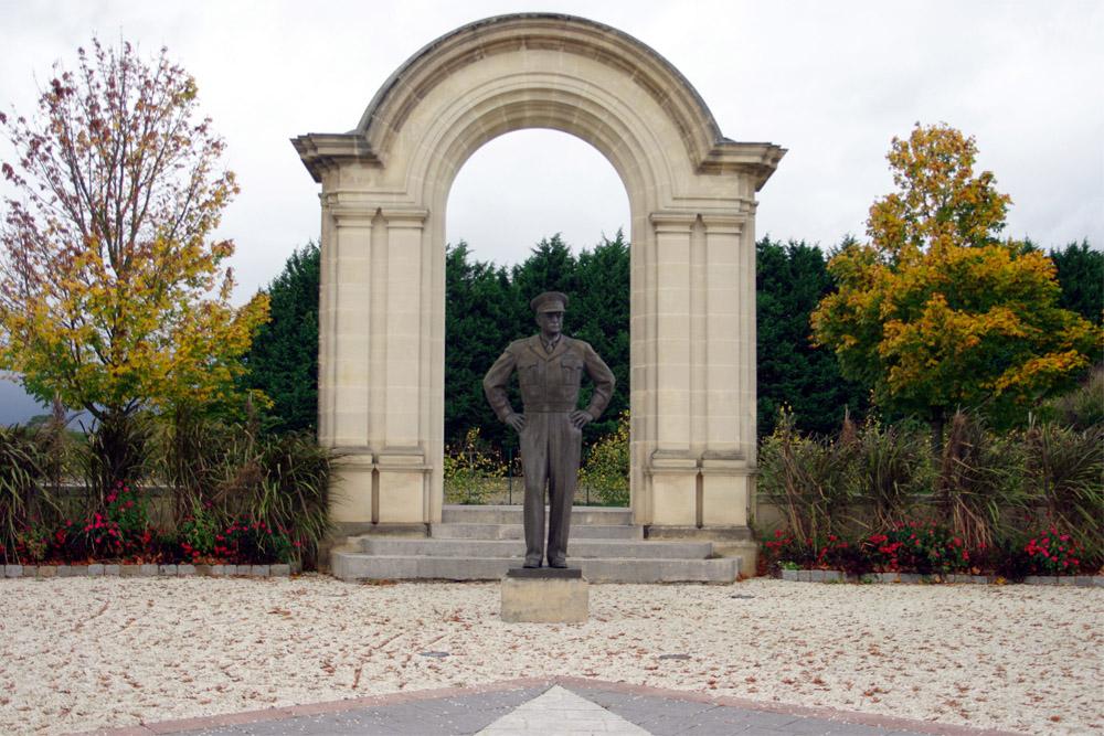 Roundabout Dwight D. Eisenhower