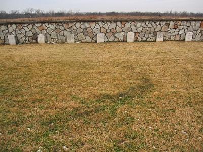 Fort Reno POW-cemetery