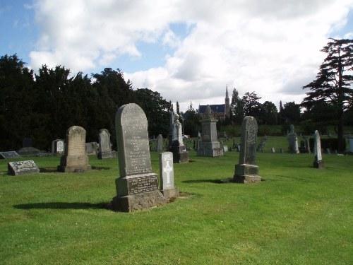 Oorlogsgraven van het Gemenebest East Taieri Cemetery
