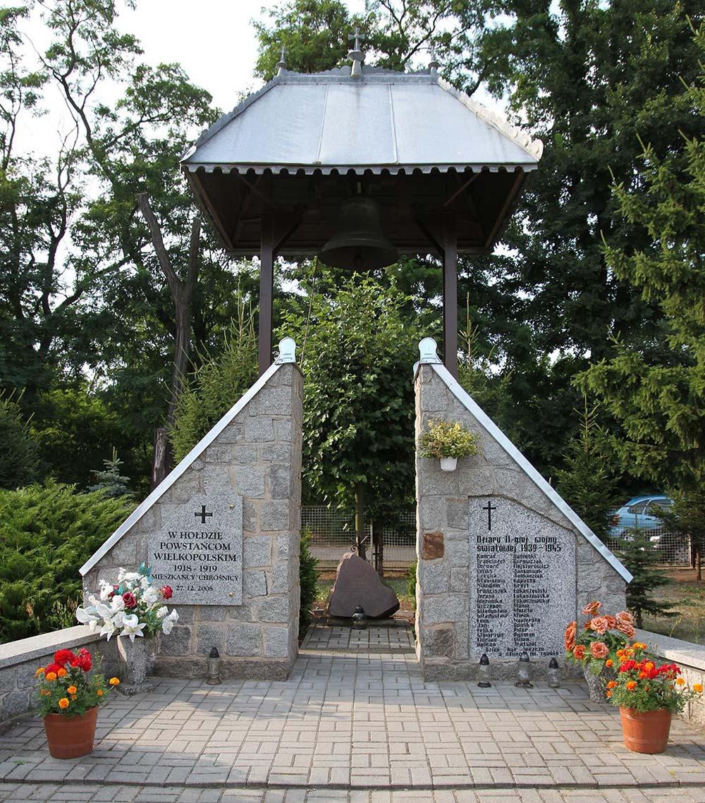 War Memorial Chrosnica