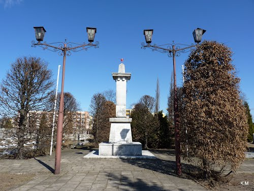 Liberation Memorial Bydgoszcz