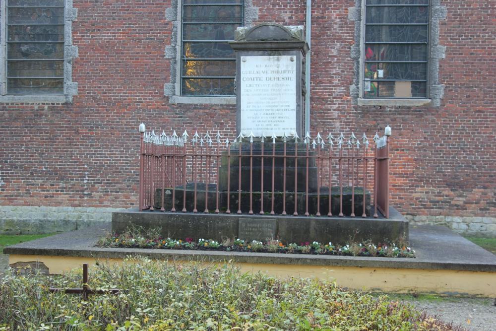 Mausoleum Graaf Duhesme Ways