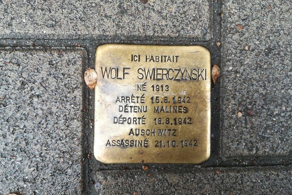 Stolperstein Boulevard de la Révision 28