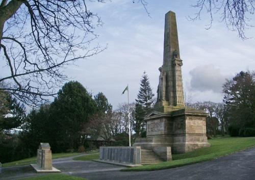 Oorlogsmonument Accrington