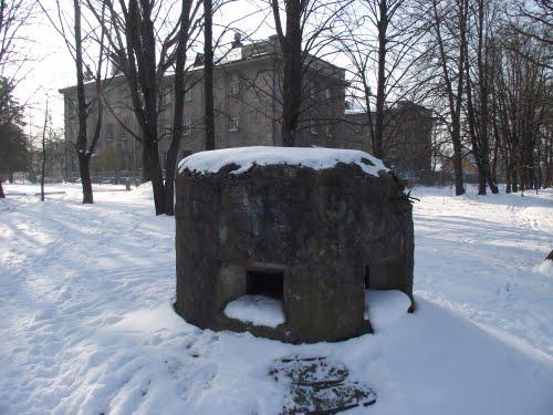 Observation Bunker Kaunas Airfield