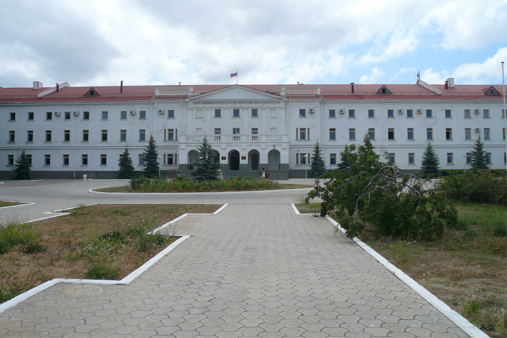 Former Lazarevski Barracks