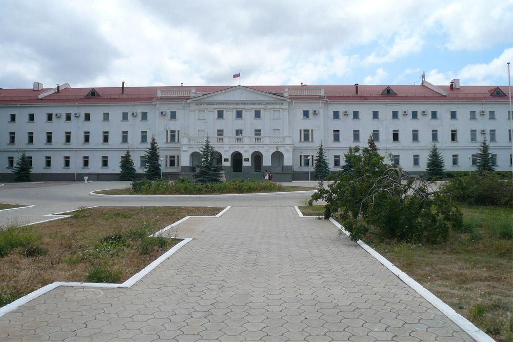 Voormalige Lazarevski Kazerne
