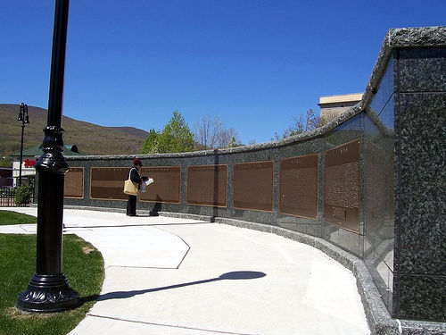 Monument Veteranen North Adams
