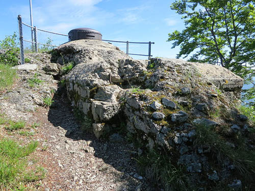 Fortifikation Hauenstein - Swiss Observation Post