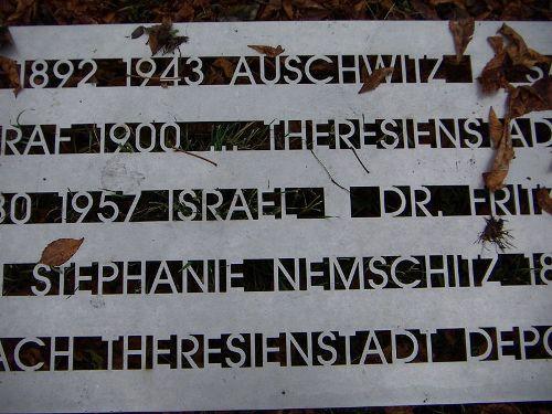 Holocaust Memorial Jewish Cemetery Krems an der Donau