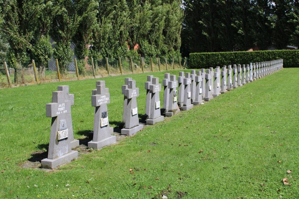 Veteran War Cemetery Oudenburg
