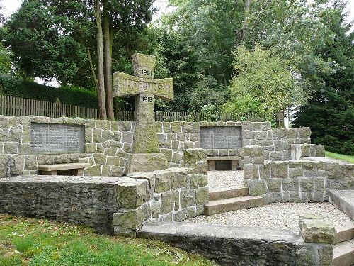 War Memorial Langenau