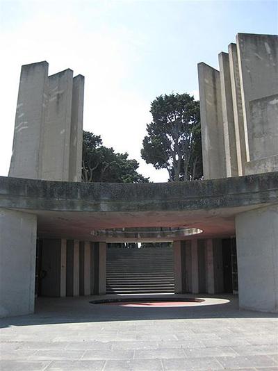 Ossuarium Joegoslavische Partizanen