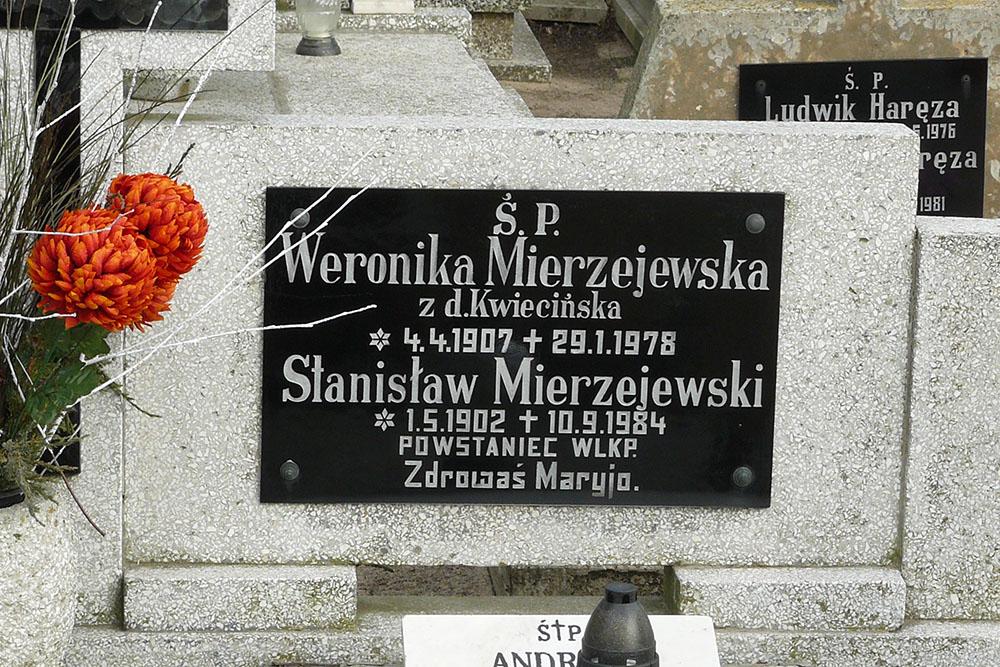 Wierzenica Cemetery