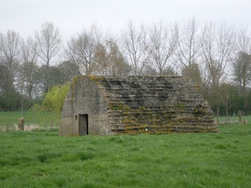 British Bunker Komenseweg