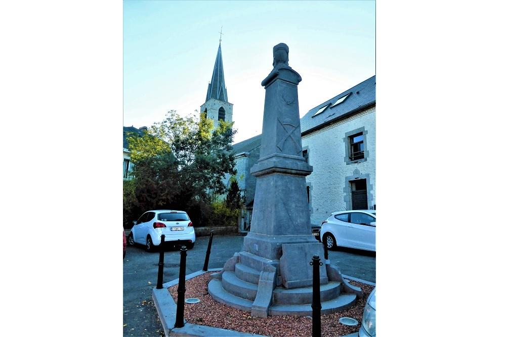 War Memorial Boussu-lez-Walcourt
