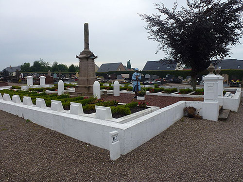 French War Graves Guînes
