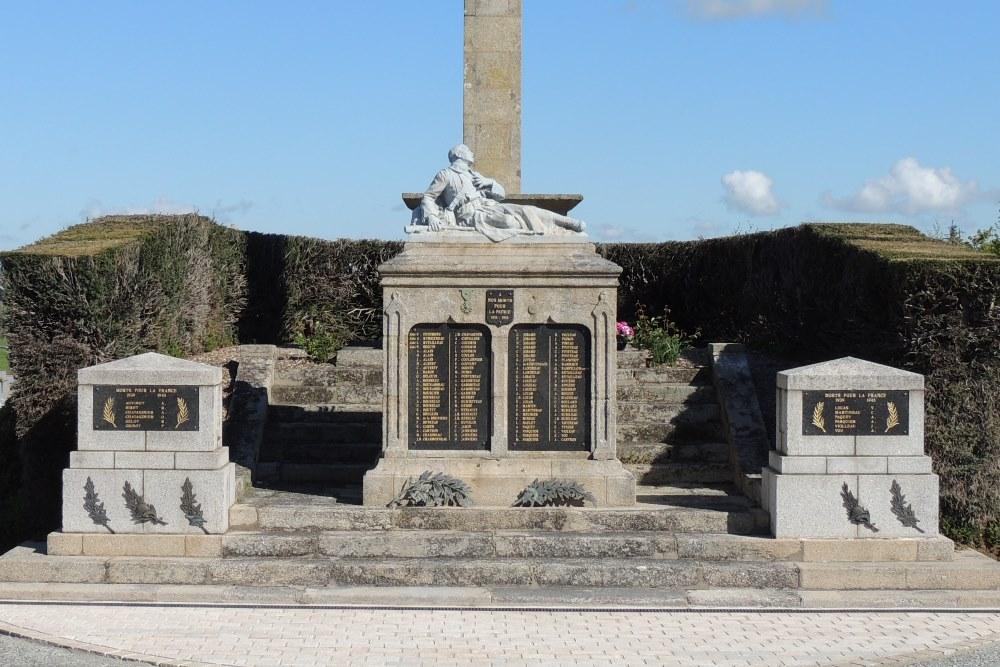 War Memorial La Gaubretière