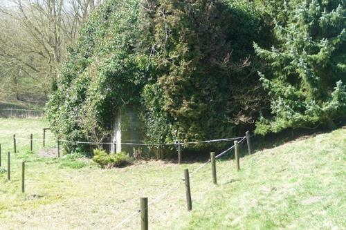 Groepsschuilplaats Type P Dijkweg