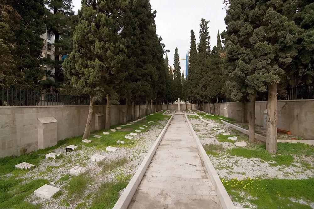 Poolse Oorlogsbegraafplaats Beirut