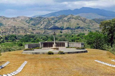 Commonwealth War Cemetery New Zealand Bourail