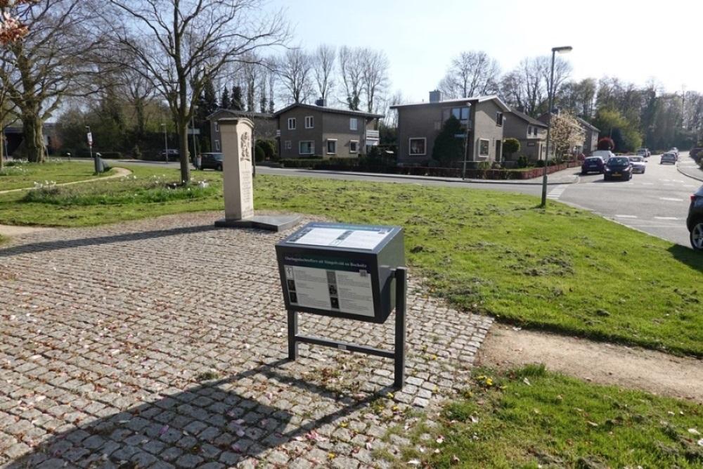 Information Board War victims Simpelveld