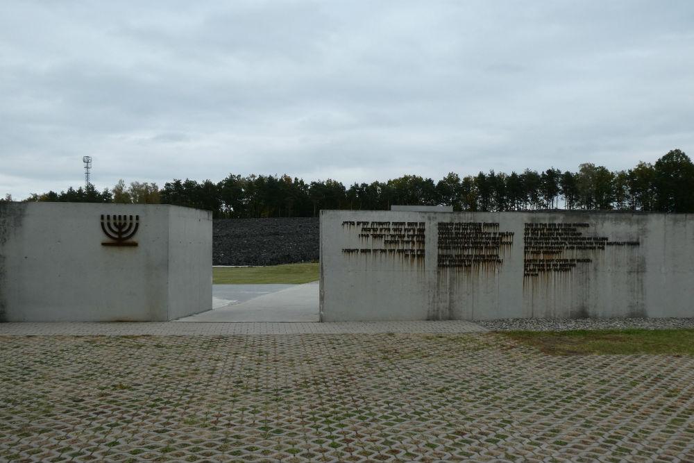 Vernietigingskamp Belzec