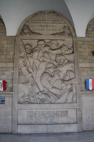 Memorial Killed Employees Hôtel-Dieu