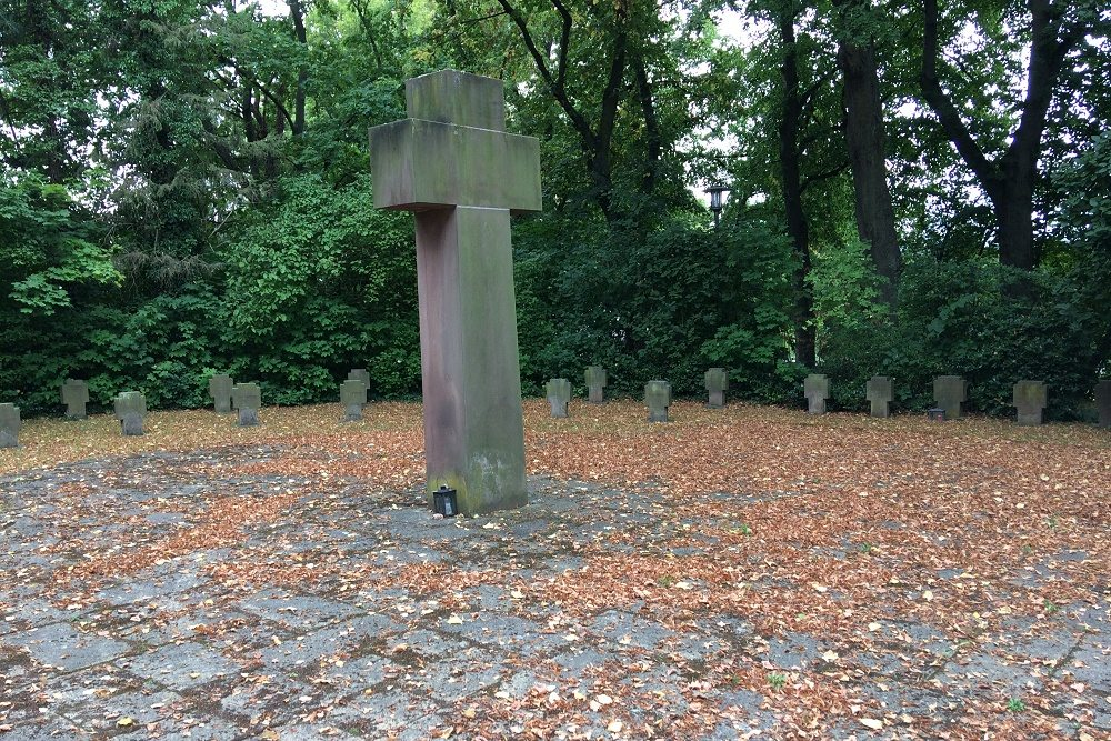 German War Graves Mechernich