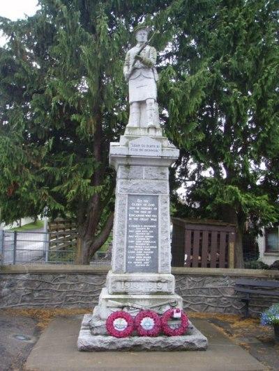 War Memorial Ardgay