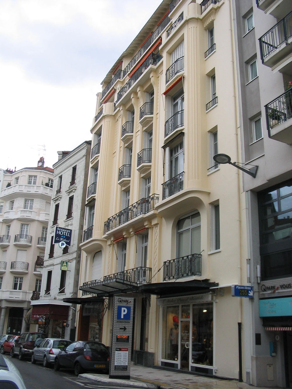 Former Hôtel Britannique