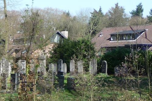 Memorial Jewish Cemetery Tilburg