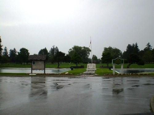Oorlogsgraven van het Gemenebest Forest Lawn Memorial Gardens