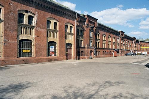 Festung Thorn - Former Barracks & Warehouse